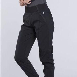 Cherokee Infinity Jogger Pants XS Mid Rise Zipper